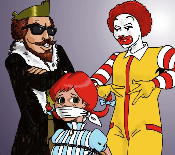 Burger Wars