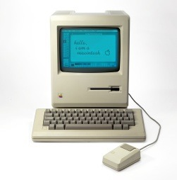 A Macintosh with a Byte