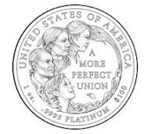 A Platinum Coin Can Have Its Face Value Determined by the Treasury
