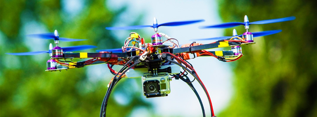 Drones That Can Deliver Your Pizza…and More