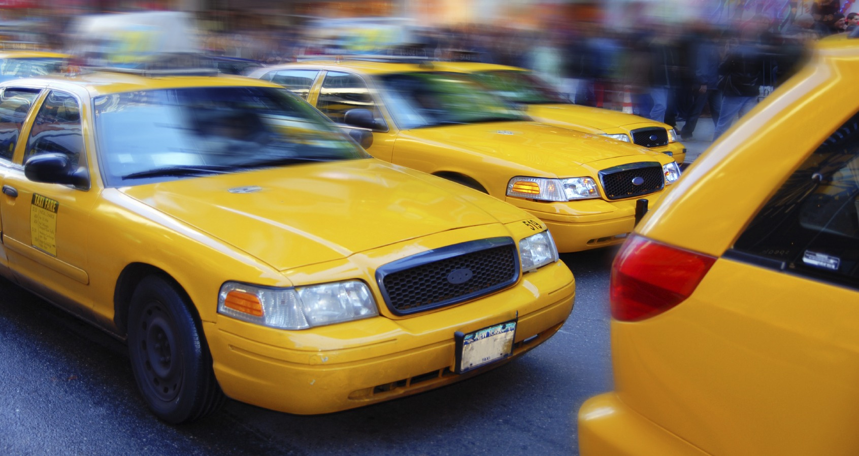 How High Can a Taxi Fare Go?