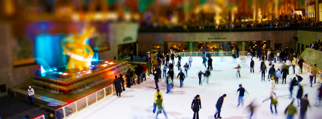 How a Skating Rink is Like the Economy