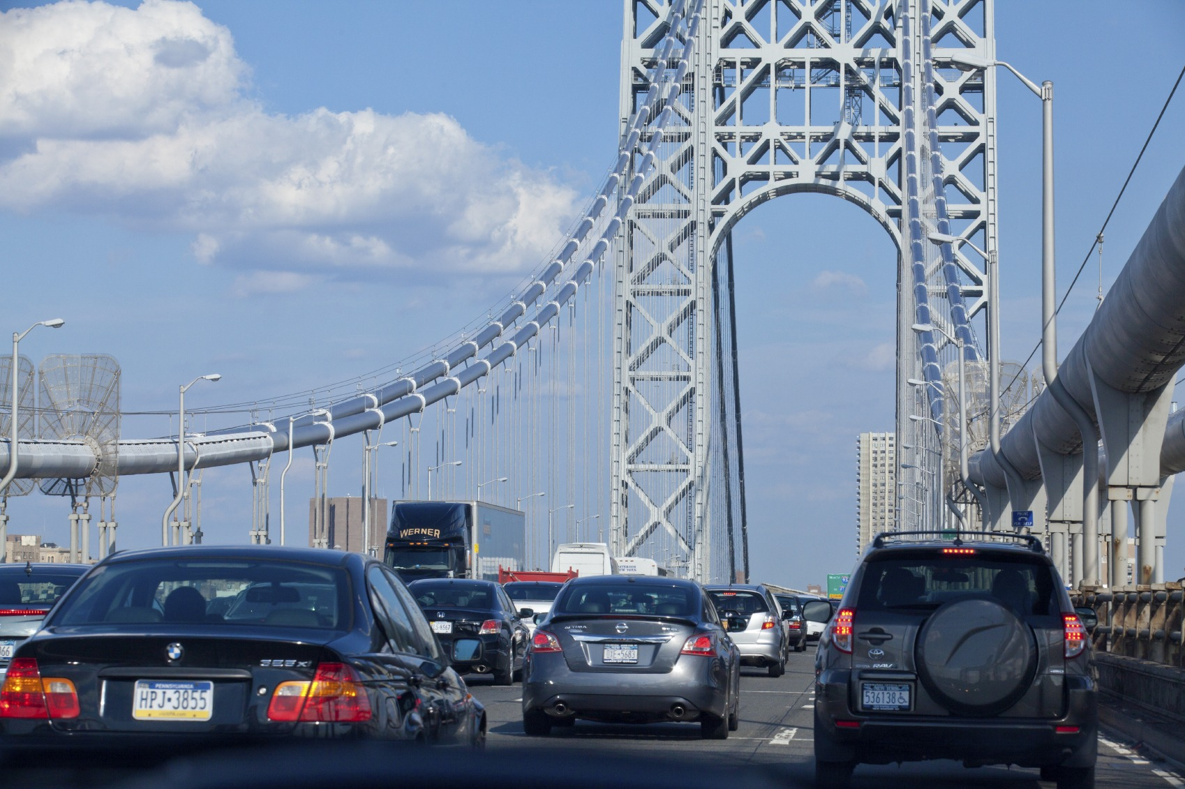 The Cost of Traffic in Fort Lee