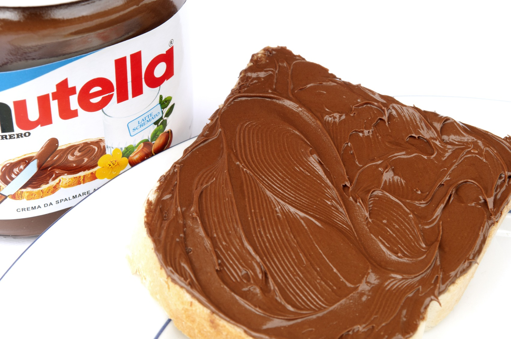 One Reason That We Have Nutella