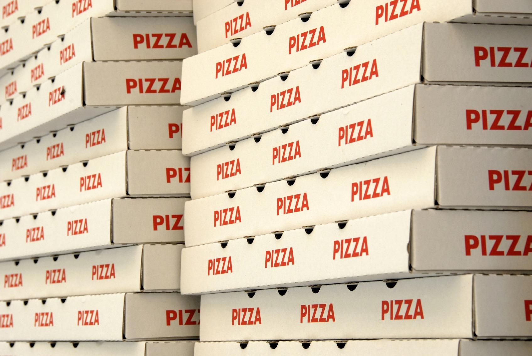 Pizza Box Innovation