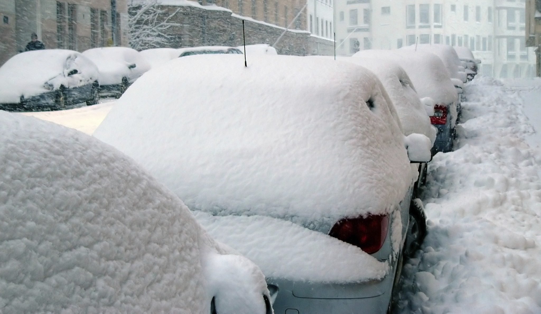 Winter Dibs: The Reasons That Shoveling Makes That Parking Space Yours