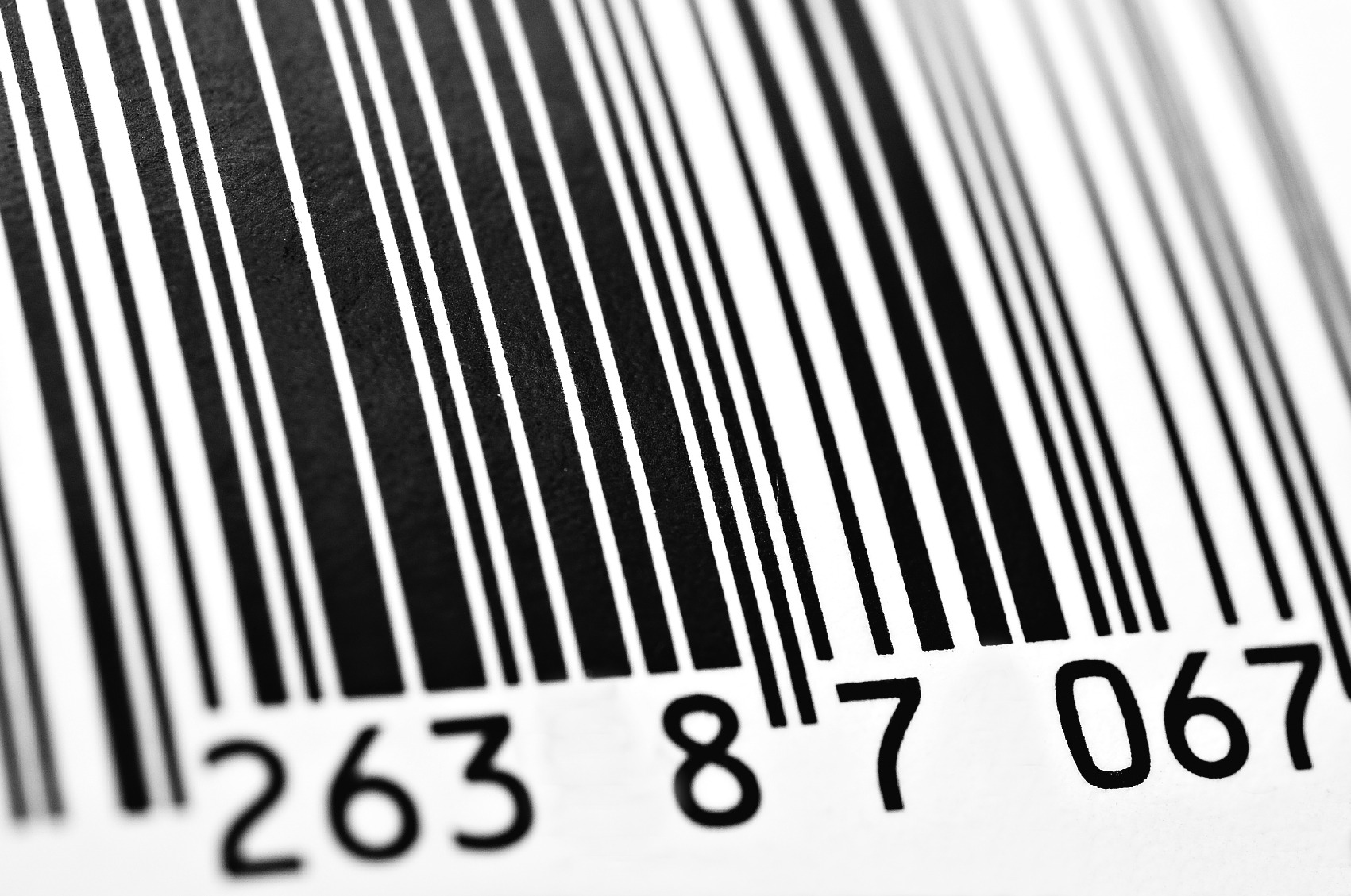 The Unexpected Impact of the First Bar Code