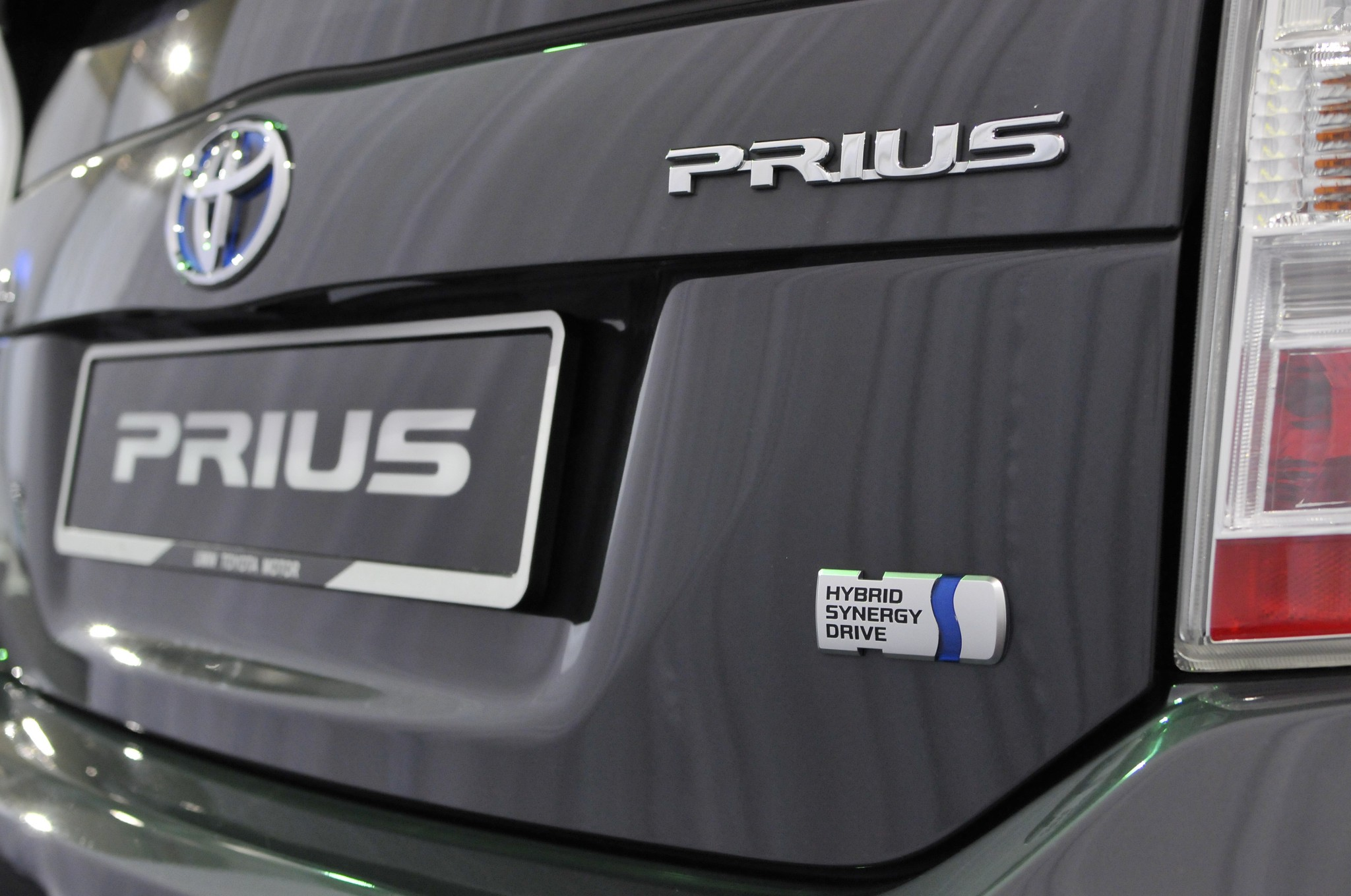 Prius Purchases and Conspicuous Conservation