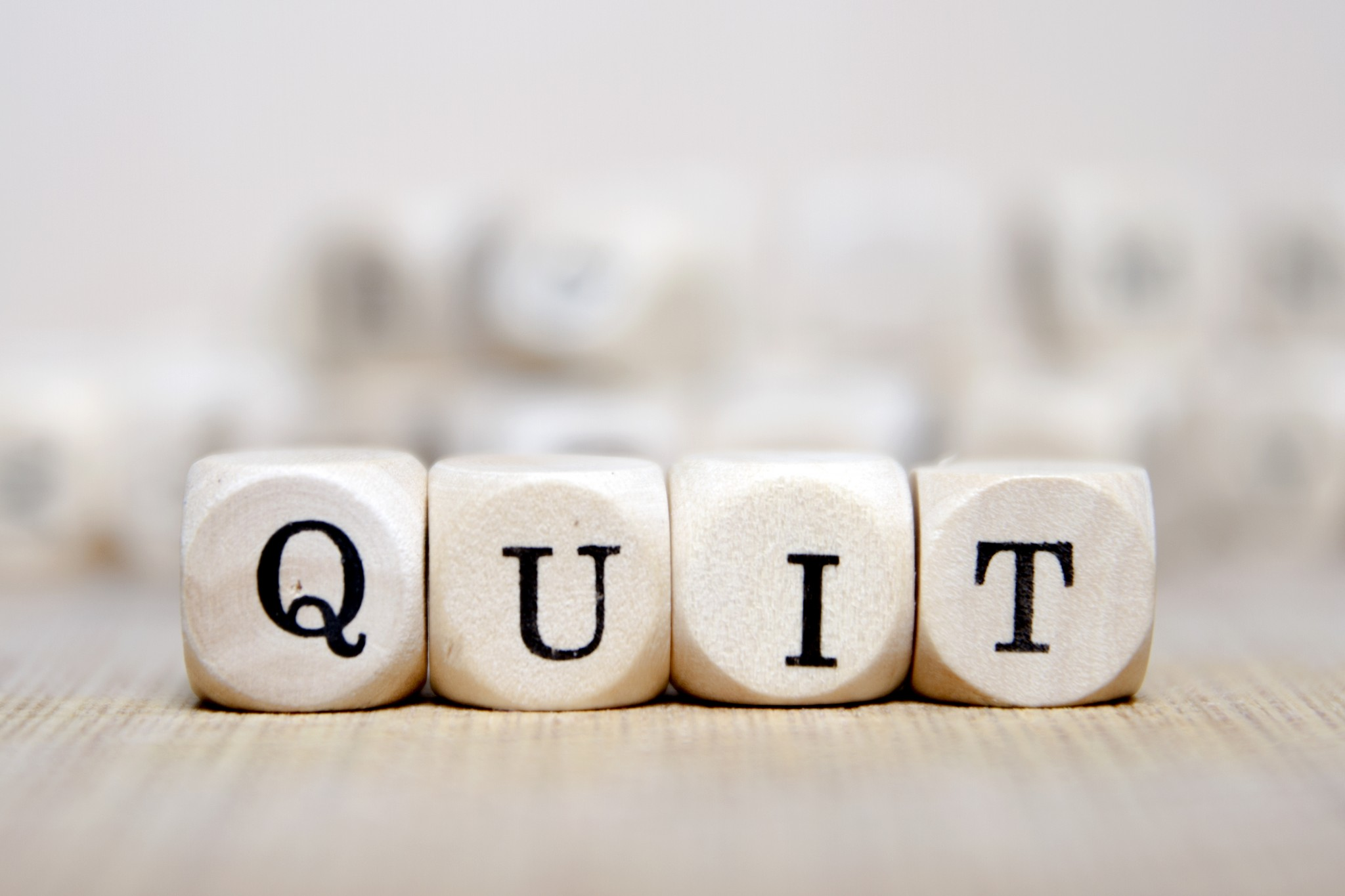 One Reason to Quit A Job