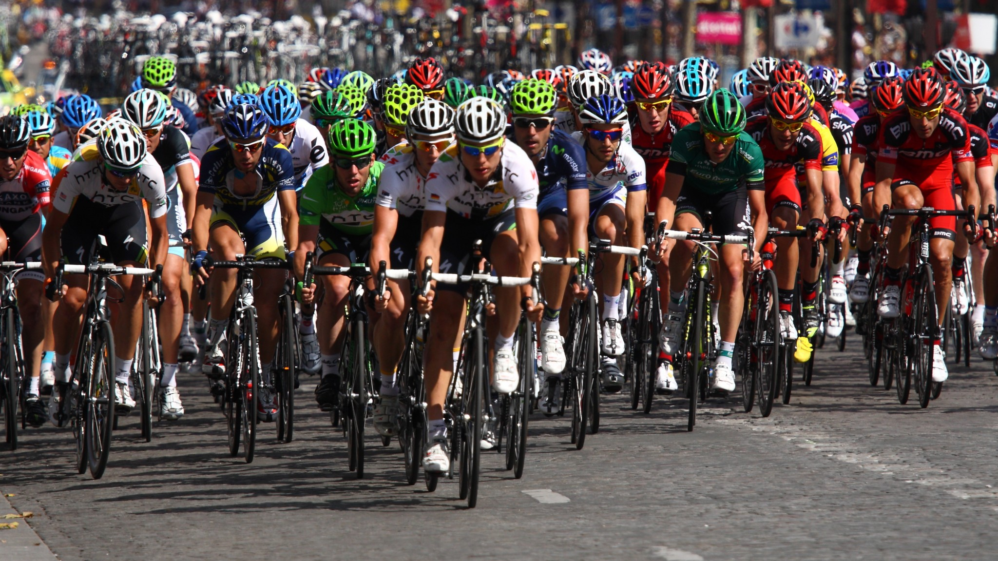 The Tour de France Gender Gap