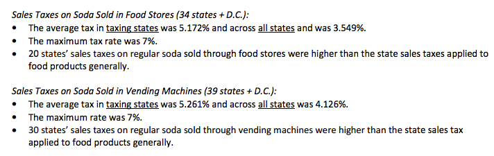 Inelastic demand might make soda taxes ineffective.