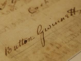 Supply and demand Gwinnett signature