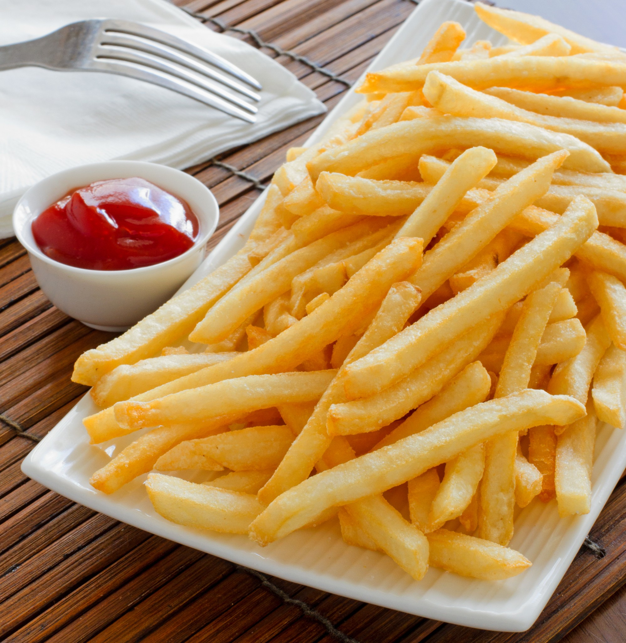 French Fries Recipe — Dishmaps