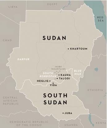 Money supply of South Sudan